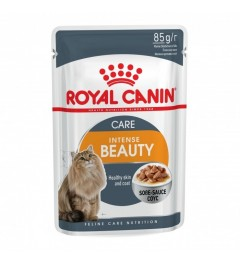 Royal Canin Chat Intense Beauty Sauce 12x85 Grammes