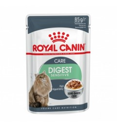Royal Canin Chat Digestive Sensitive Sauce 12x85 Grammes