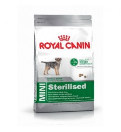 Royal Canin Chien Mini Sterilised 2Kg