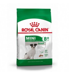 Royal Canin Chien Mini Adult 8+ 2Kg