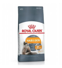 Royal Canin Chat Hair and Skin 400 Grammes