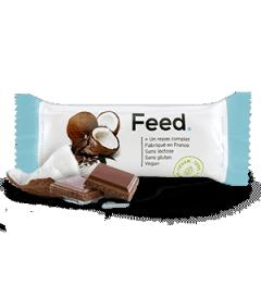 Feed Barre Noix de coco Chocolat 1 Repas Complet
