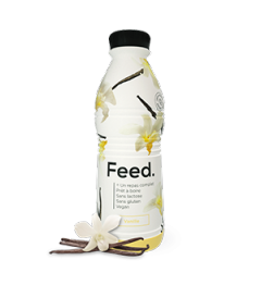 Feed Ready To Drink Vanille 1 Repas Complet