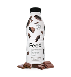Feed Ready To Drink Chocolat 1 Repas Complet