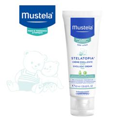 Mustela Stelatopia Crème visage 40Ml