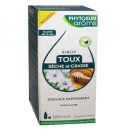 Phytosun Aroms Sirop Toux Adulte 120Ml