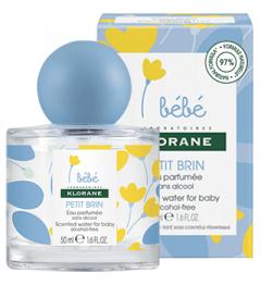 Klorane Bébé Eau Parfumée Petit Brin 50Ml