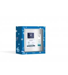 Vichy Coffret Aqualia Riche 50Ml, Mineral 89 10Ml et Aqualia Nuit 15Ml
