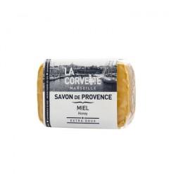 La Corvette Savon de Provence Miel 100 Grammes