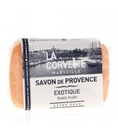 La Corvette Savon de Marseille Exotique 100 Grammes