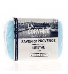 La Corvette Savon de Marseille Menthe 100 Grammes