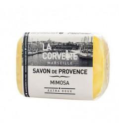La Corvette Savon de Marseille Mimosa 100 Grammes