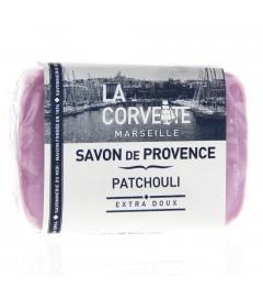 La Corvette Savon de Marseille Patchouli 100 Grammes