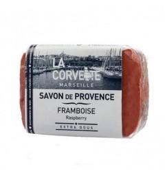 La Corvette Savon de Provence Framboise 100 Grammes