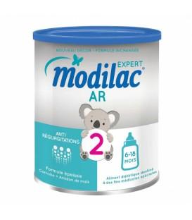 MODILAC Expert AR Lait 2ème Age 800 G