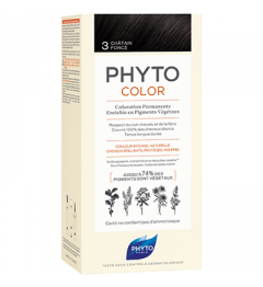 Phyto Coloration Permanente 3
