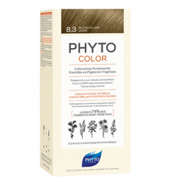 Phyto Coloration Permanente 8.3