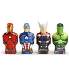 Avengers Bain Moussant Shampooing 350Ml
