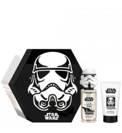 Stormtrooper Boite Métal Eau de Toilette 50Ml et Gel Douche 75Ml