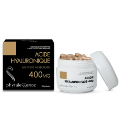 Phytalessence Acide Hyaluronique 400mg B/30 Gélules