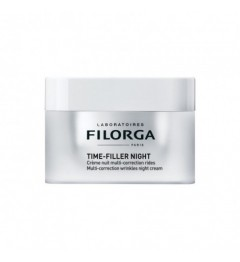 Filorga Time Filler Crème Absolue Correction Rides Nuit 50Ml