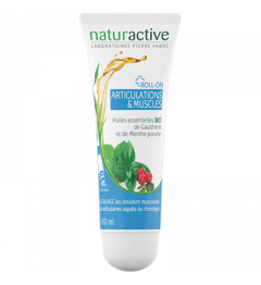 Naturactive Articulations et Muscles Roll On 100Ml
