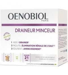Oenobiol Draineur Thé 21 Sticks