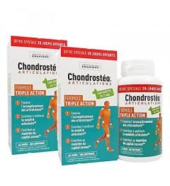Ea Pharma Chondrosteo 180 comprimés Lot de 2
