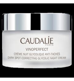 Caudalie Vinoperfect Crème Nuit Glycolique Anti Taches 50Ml