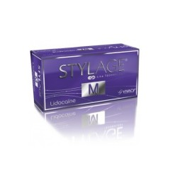 Vivacy Stylage M Lidocaïne Gel de comblement - 2 x 1 ml