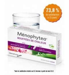 Ménophytea Bouffées de Chaleur 40 Gélules pas cher