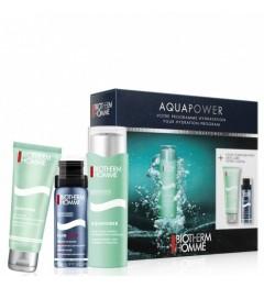 Biotherm Hommes Coffret Aquapower Ritual 75Ml