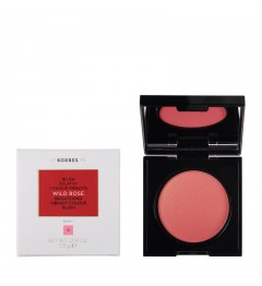 Korres Blush Rose Sauvage 12 Golden Pink
