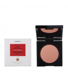 Korres Blush Rose Sauvage 31 Light Bronze