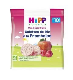 Hipp Galettes de Riz à la Framboise 30 Grammes