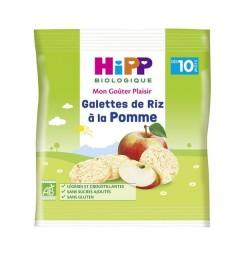 Hipp Galettes de Riz à la Pomme 30 Grammes