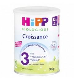Hipp Lait 3 Combiotic 900 Grammes