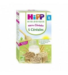 Hipp 5 Céréales 250 Grammes