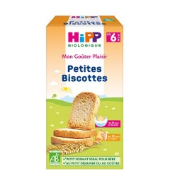 Hipp Petites Biscottes 100 Grammes