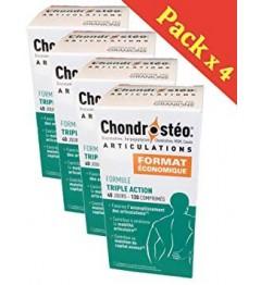 Ea Pharma Chondrosteo 180 comprimés Lot de 4 Boites