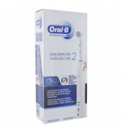 Oral B Brosse à Dent Electrique Professional Soin Gencives 2 pas cher