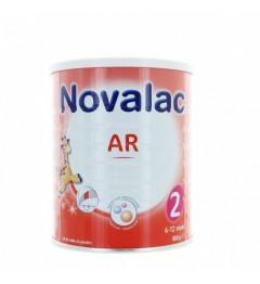 NOVALAC Lait AR 2ème Age 800 G