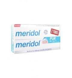 Méridol Pur Dentifrice 2x75ml
