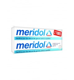 Méridol Dentifrice 75ml Lot de 2 pas cher