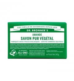 Dr Bronner's Pain de Savon Amande 140G