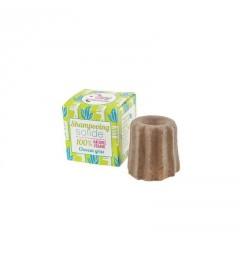 Lamazuna Shampoing Solide 55 Grammes Cheveux Gras Litsée Citronée