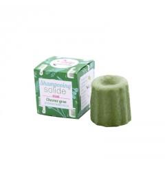 Lamazuna Shampoing Solide 55 Grammes Cheveux Gras Herbes Folles