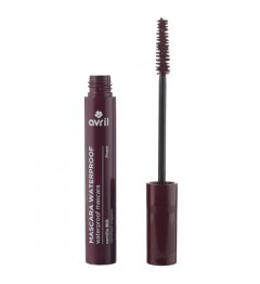 Avril Mascara Waterproof Prune Certifié bio