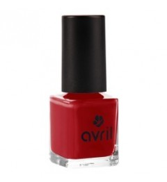 Avril Vernis à ongles 7ml Rouge Opéra