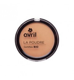 Avril Poudre bronzante Caramel Doré Certifiée bio